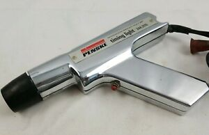 Timing Light Gun Penske By Sears Roebuck And Co 244 2115 Vintage Chrome