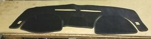 2000 2001 2002 2003 2004 2005 Mitsubishi Eclipse Dash Cover Black Velour