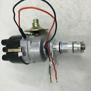 45d4 Electronic Distributor From Sherryberg For Mini Mgb Austin 4 cylinder