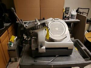 Hobart 2912 12 Automatic Meat Slicer Works Great And Clean 1 2hp 120v 2