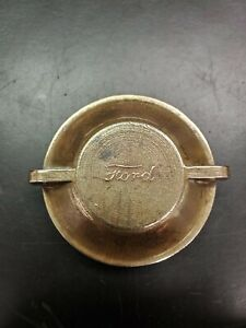 Vintage Ford Model T Fuel Gas Cap Excellent Condition Not Plated Looks Bronze
