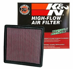 K n 33 2385 Performance Air Filter With Filter Care Service Kit