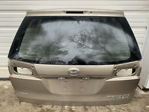 2004 2005 2006 2007 2008 2009 2010 Toyota Sienna Tailgate Hatch Trunk Lid Tail
