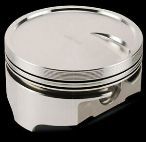 Probe Industries 12397 080 Srs Forged Piston Set Dish Bb Ford 460 4 440 In