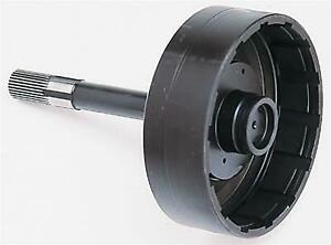Tci 743910 Clutch Drum Steel Accepts 10 Clutches Powerglide Each