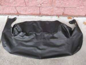 1990 1997 Mazda Miata Convertible Tonneau Boot Top Cover Black Color Oem