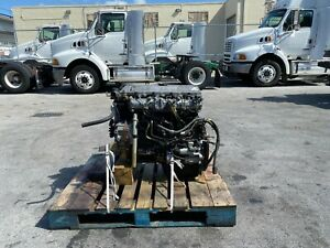 2003 Mitsubishi 4m50 1at2 Diesel Engine Serial 4m50 a94793 4 9l 175hp Fuso