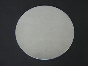 6 Dia X 1 4 Thick Aluminum Round Disc Alloy 5052 h32 Mill Finish