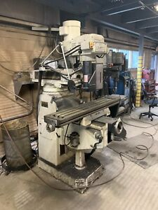 Willis Cnc Vertical Bedmill 1050 Microcut With Anilam 3300 Mk Control