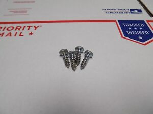 4 Authentic Herman Miller Eames Segmented Contract Ag Table Base Top Screws