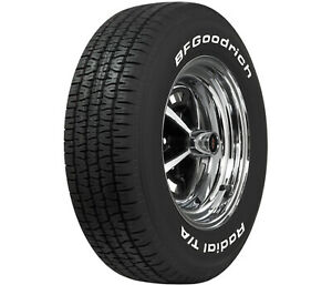 Bf Goodrich Bfg 2557015ta Tyre Bf Goodrich Radial T A 255 70r15 S Speed Rated