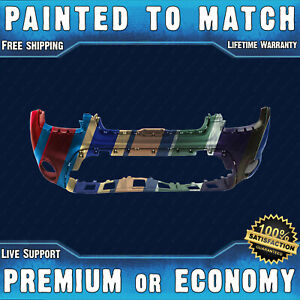 New Painted To Match Front Bumper Cover For 2012 2013 Kia Soul Hatchback 12 13
