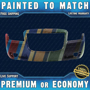 New Painted To Match Front Bumper Replacement For 2005 2010 Chrysler 300 2 7l