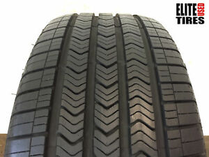 1 Goodyear Eagle Sport A s Run Flat P245 45r18 245 45 18 Tire Driven Once