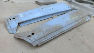 1930 1931 Model A Ford 2dr Sedan Roof Panels Above Doors Reproduction Pair