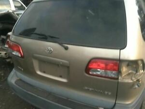 Trunk hatch tailgate Heated Ce Fits 01 03 Sienna 246508