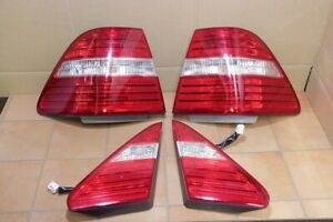 Jdm Lexus Ls430 2003 2006 Toyota Celsior Set Kouki Tail Lights Lamps Oem Genuine