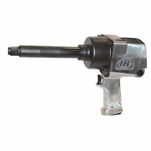 Ingersoll Rand Ir 261 6 3 4 Air Impact Wrench Gun Tool W 6 Extended Anvil