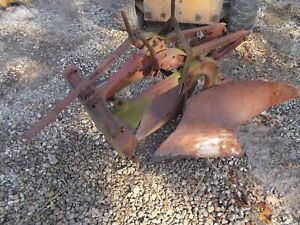 Ford Tractor 3pt Hitch 2 Way Plow Good Plows Ready To Use Very Rare