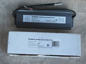 Diode Led Di td 12v 120w Omnidrive Electronic Dimmable Led Driver Part 20137