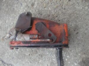 Allis Chalmers Ac Wd Wd45 45 Tractor Hydraulic Pump Linkage Parts