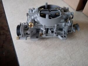 Studebaker 63 64 Avanti Lark 3540s Rebuilt Carburetor With Live Testing Video