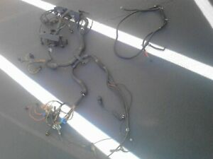 2002 Bmw E53 X5 4 4v8 M62tu Vanos Engine And Transmission Wiring Harness
