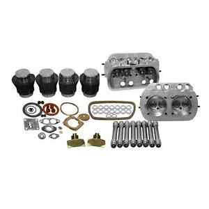 Vw 1600 Single Port Top End Rebuild Kit 85 5mm Pistons With Stock Heads