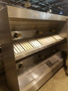 Nsf Restaurant Commercial Kitchen Exhaust Hood