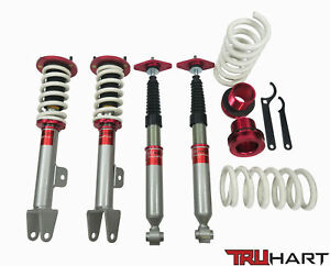 Truhart For 11 18 300 Charger Challenger Rwd Height Adjustable Street Coilovers