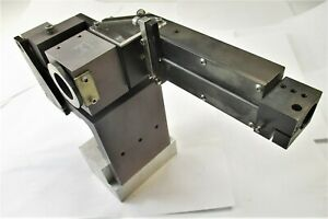 Laboratory Laser Focusing Block Assembly Instrument Industries I2