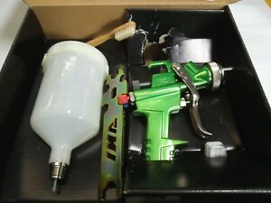 Astro Made In Italy Hvlp 2003 Gf Gravity Feed Paint Spray Gun W cup 1 9mm Noz