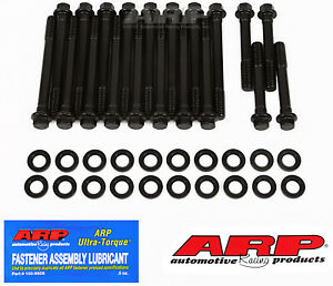 Arp 180 3600 Cylinder Head Bolts Hex Head High Performance Oldsmobile 350 45