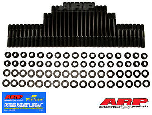 Arp 234 4307 Arp Cylinder Head Stud Pro Series 12 Point Nut For Chevrolet Sb