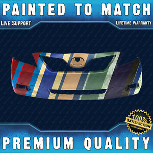 New Painted To Match Front Bumper Cover For 2007 2009 Toyota Camry Se 07 08 09