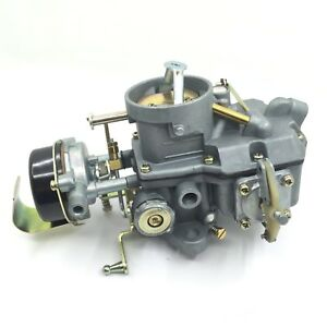 Carb Fit 1963 1966 Ford Mustang Autolite 1100 Carburetor 6cyl Free Shipping New