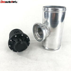 Universal Ssqv Blow Off Valve 3 Flange Pipe Kit Pipe Piping Civic Evo Sti Frs