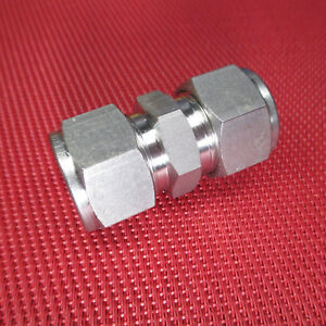 Ham let lok 5 8 X 5 8 Tube Od Union Straight Compression 316 Stainless Steel