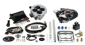 Holley Efi 550 501 Hp Efi Universal Retrofit Multi Point Fuel Injection Kit