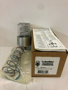 New In Box Lubesite Automatic Grease Lubricator 6 Oz 360