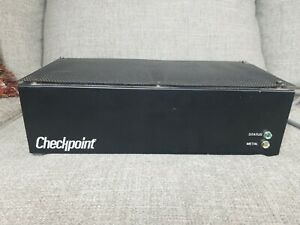 Checkpoint Em 1200 ck Security Retail Controller 349052 Power Box Used