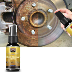 Car Parts Rust Cleaner Spray Wheel Hub Derusting Spray Rust Remover Accessory