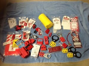 Loto Lockout tagout Kit