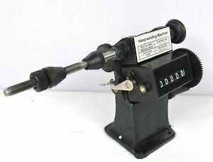 Manual Hand Dual Purpose Electric Coil Counting Machine Winder Nz 1 Work Tool