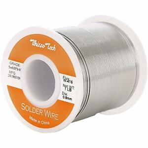 Solder Wire 60 40 Tin lead Sn60pb40 Flux Rosin Core Electrical Soldering 1lb