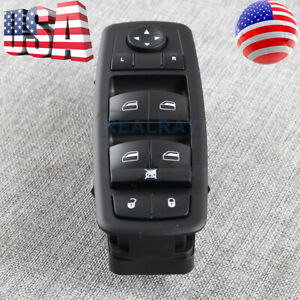 Master Power Window Switch For Jeep Grand Cherokee 2011 2013 Liberty 2008 2009