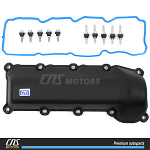 Valve Cover Lh For 02 12 Dodge Dakota Durango Ram Liberty 3 7l 53021937ac