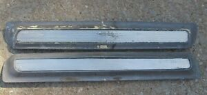 69 1969 Plymouth Road Runner Gtx Hood Inserts Vents Louvers Scoops 383 440 Mopar
