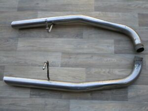 94 95 Mustang Gt 5 0 Exhaust Tail Pipes Oem 95 Red Gt