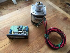 Servo Systems Synchronous Stepping Motor With Driver